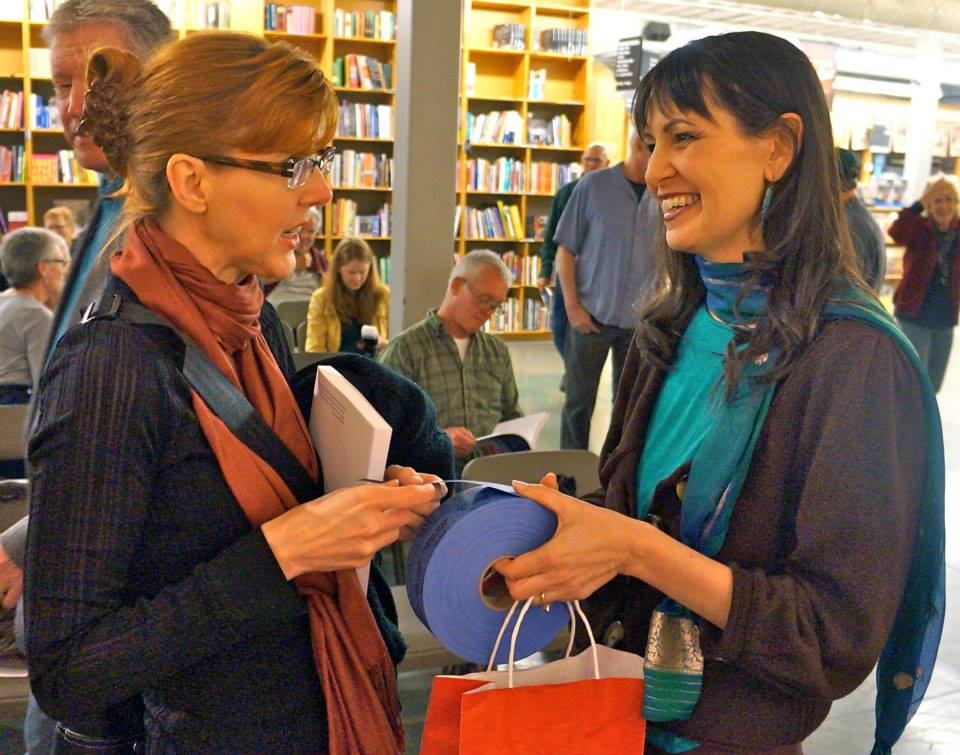 tracy stepp and christi at powells